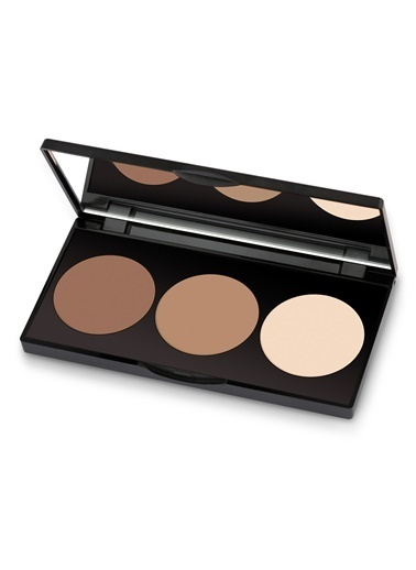 Golden Rose  Contour Powder Kit 3x3.5g Renkli